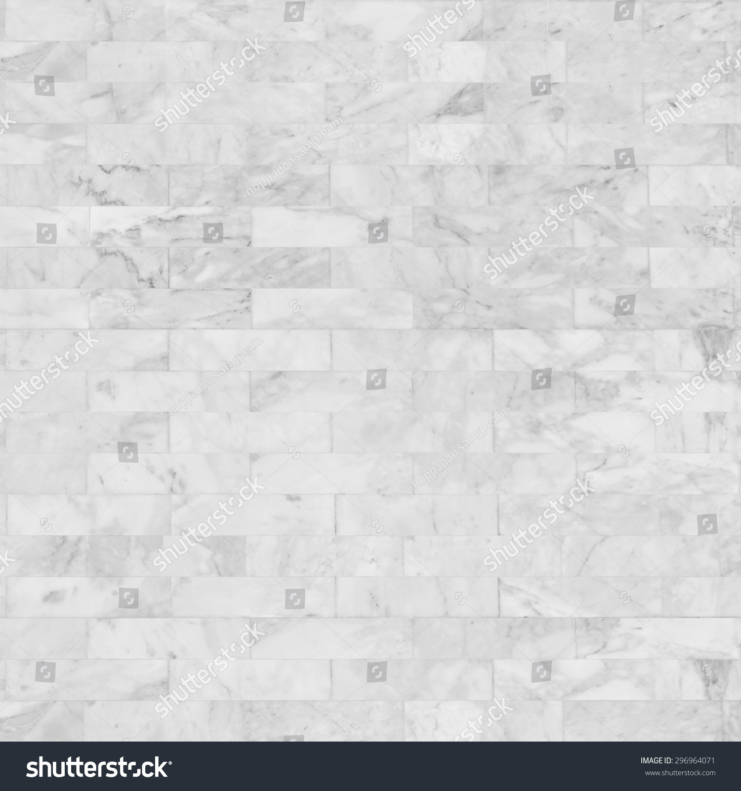 Marble Tiles Seamless Flooring Brick Wall Texture Patterned For Background And Design