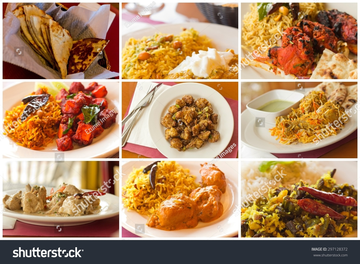 Indian Mexican Combo Food