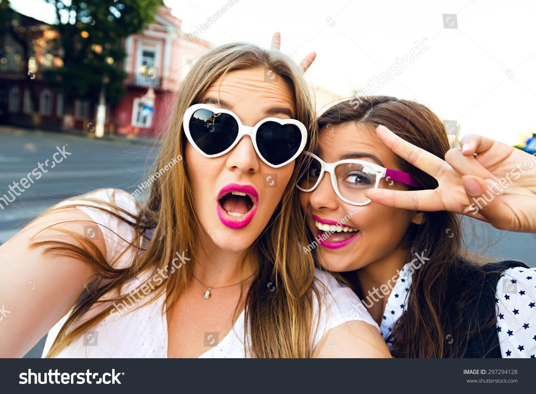 Фотографии трёх девушек друзей вместе 9 фотография