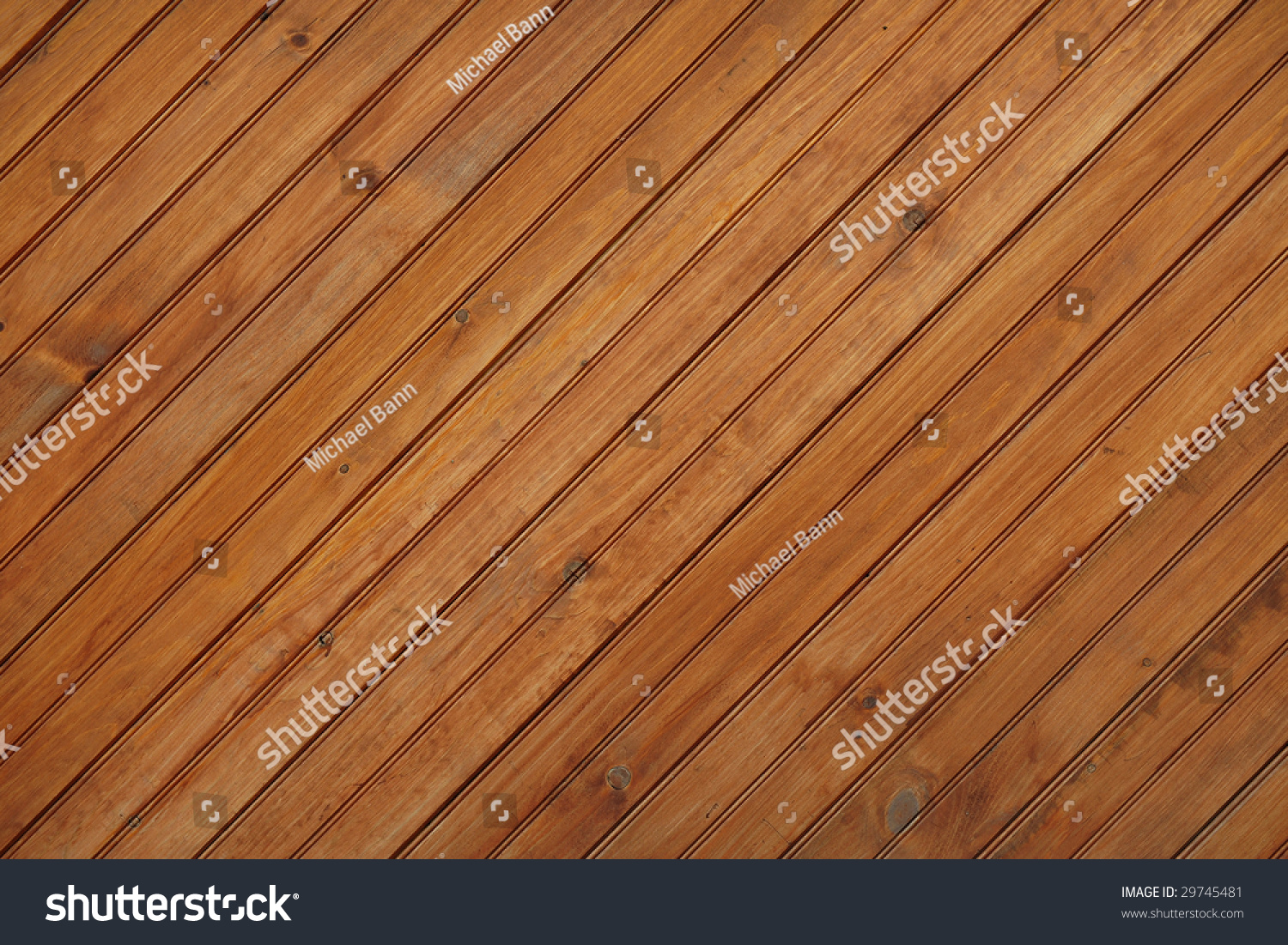 Wood planks at 45 degree angle stock photo 29745481 for Hardwood floors 45 degree angle