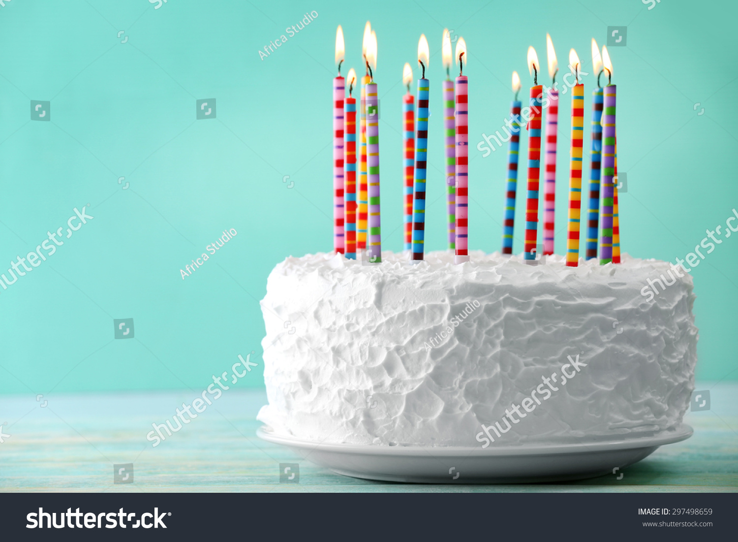 stock photo birthday cake with candles on color background 297498659 birthday cake pictures lots candles 5 on birthday cake pictures lots candles