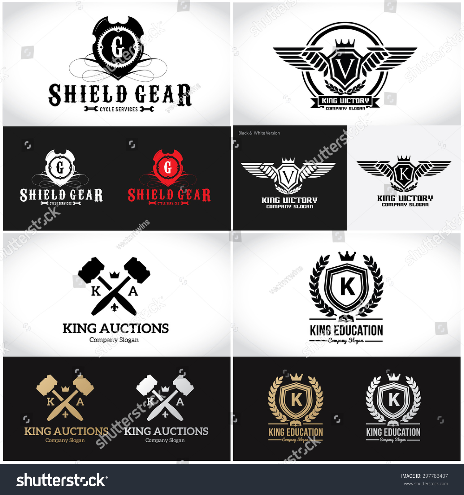 Luxury Car Logos: Crests Logo Collectionluxury