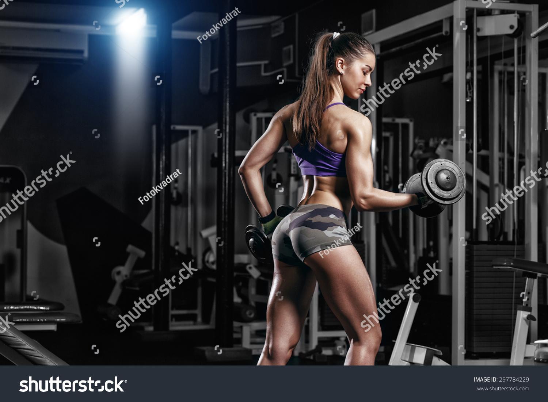 Workout Sexy woman that