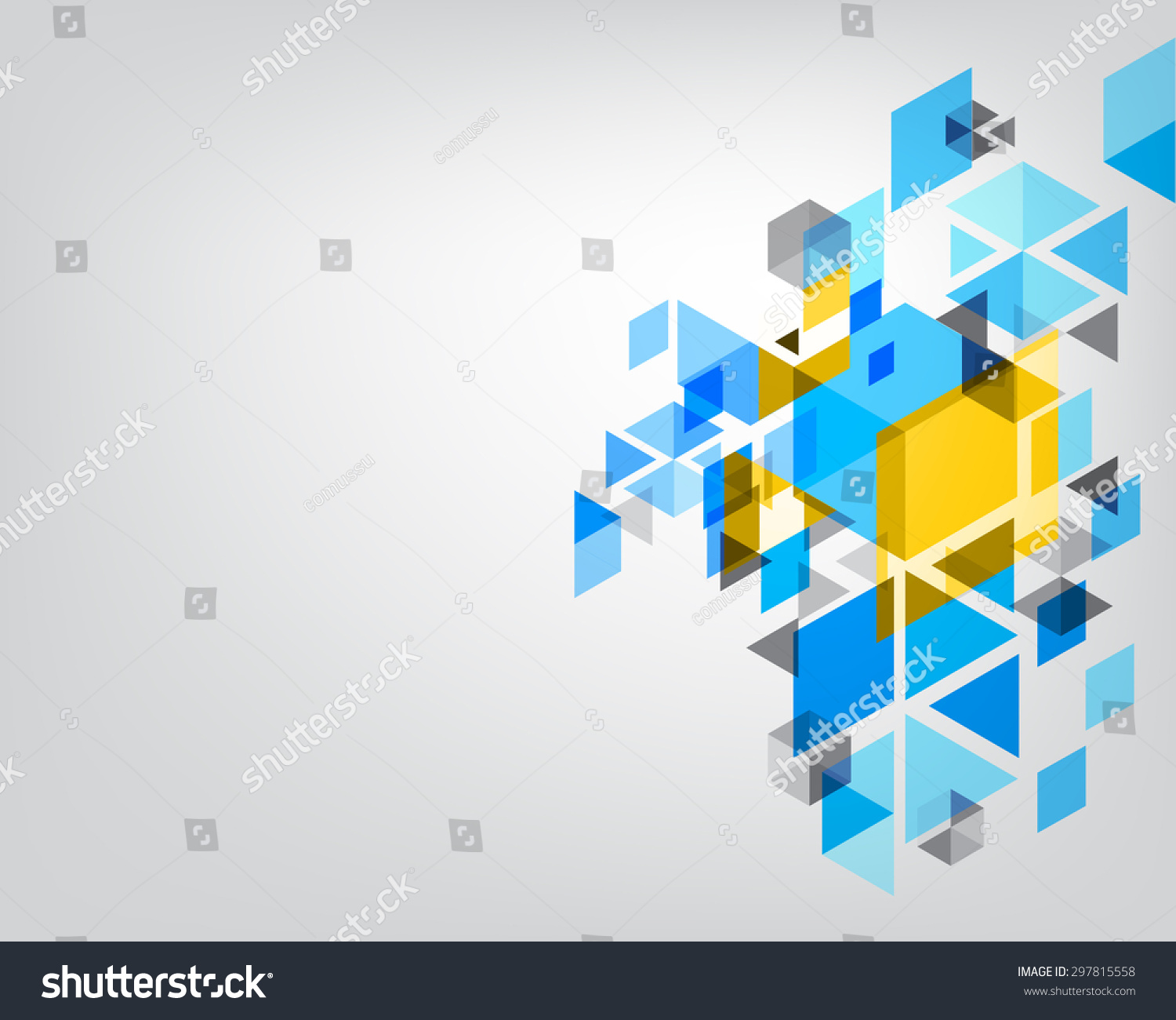 polygon shape abstract design - photo #11
