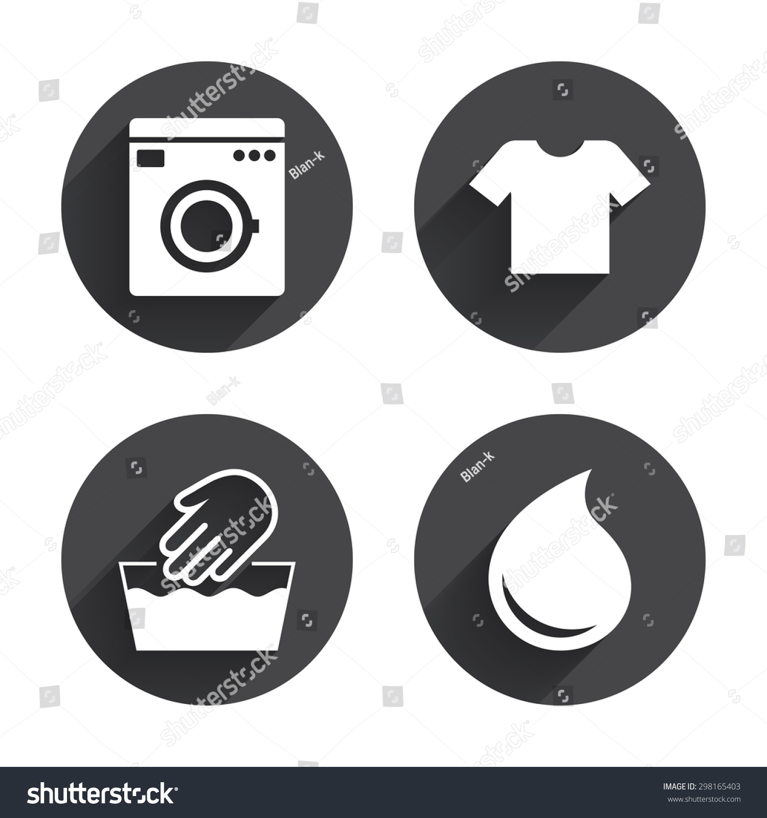 Wash machine icon hand wash tshirt stock vector 298165403 shutterstock wash machine icon hand wash t shirt clothes symbol laundry washhouse and buycottarizona Image collections