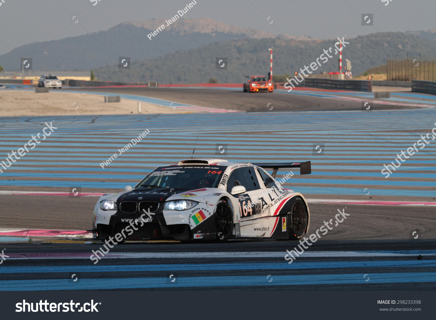 Le Castellet Circuit : Le castellet france july 11 2015 stock photo edit now 298233398