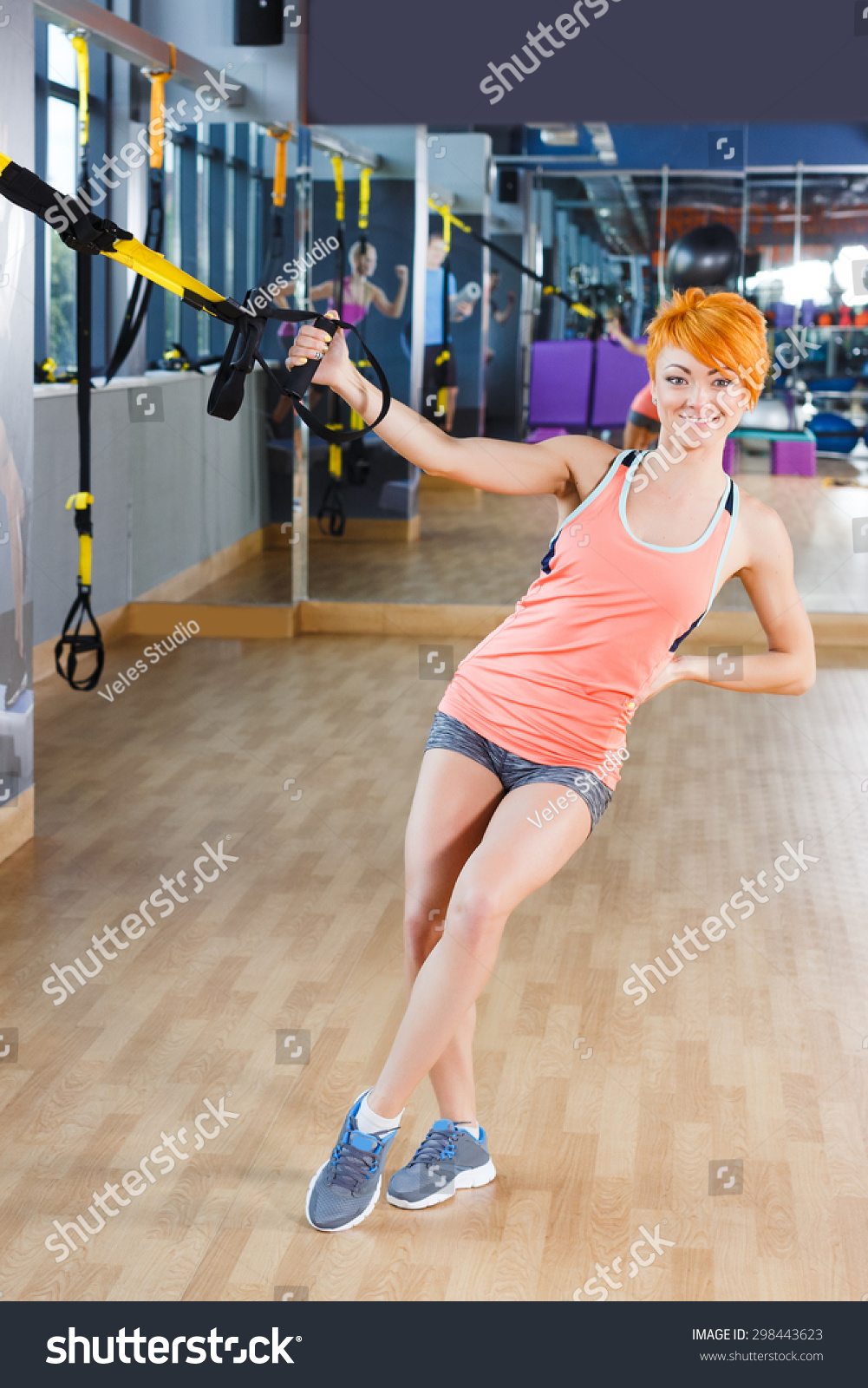 Opinion Redhead female fitness girls your