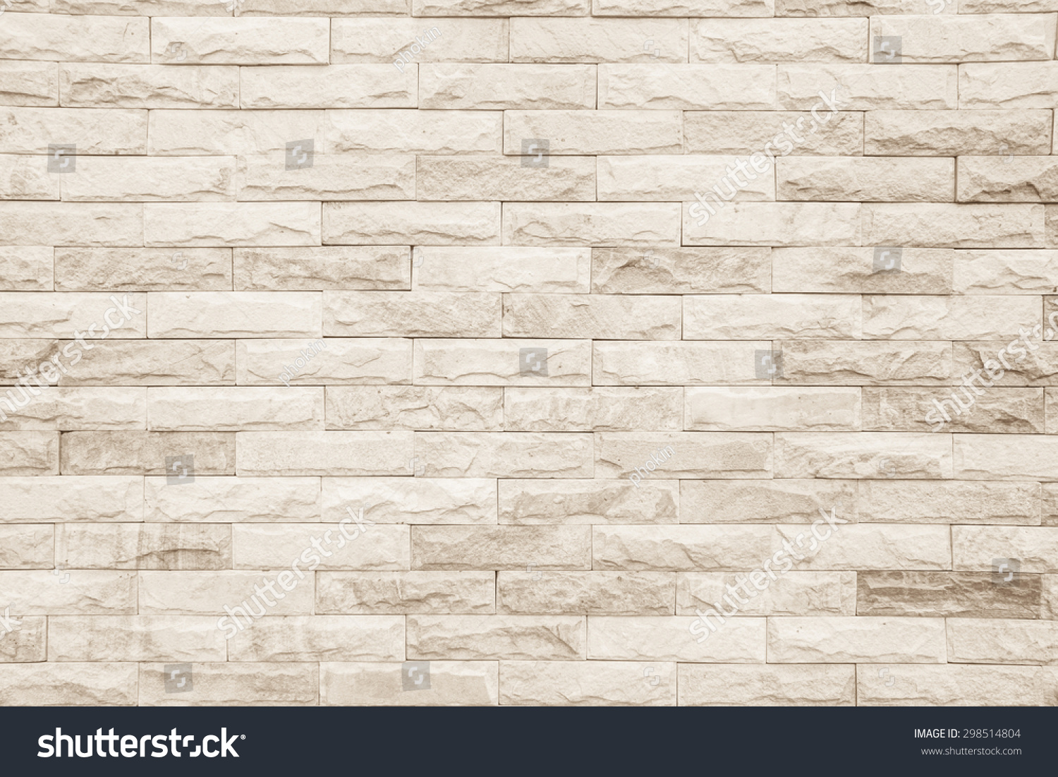 black white brick wall texture background stock photo 298514804 shutterstock. Black Bedroom Furniture Sets. Home Design Ideas