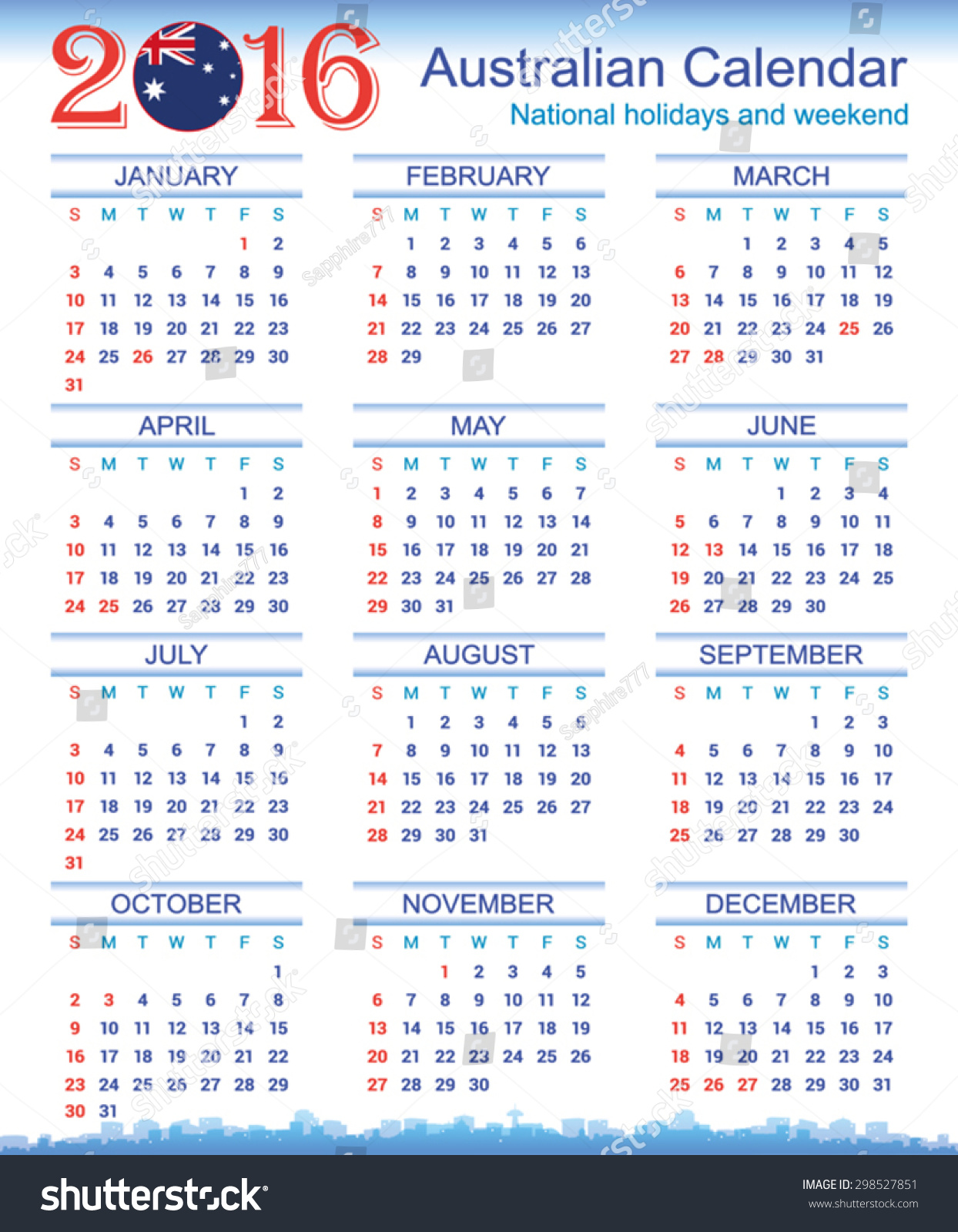 search results for 2015 year planner with australian