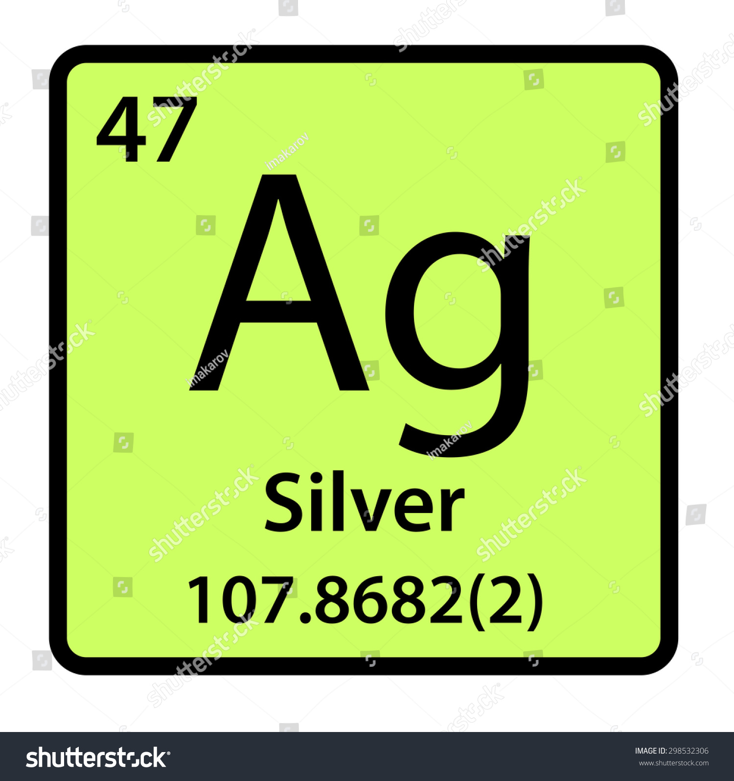 What is the periodic table symbol for silver gallery periodic silver in periodic table choice image periodic table images silver in periodic table images periodic table gamestrikefo Choice Image