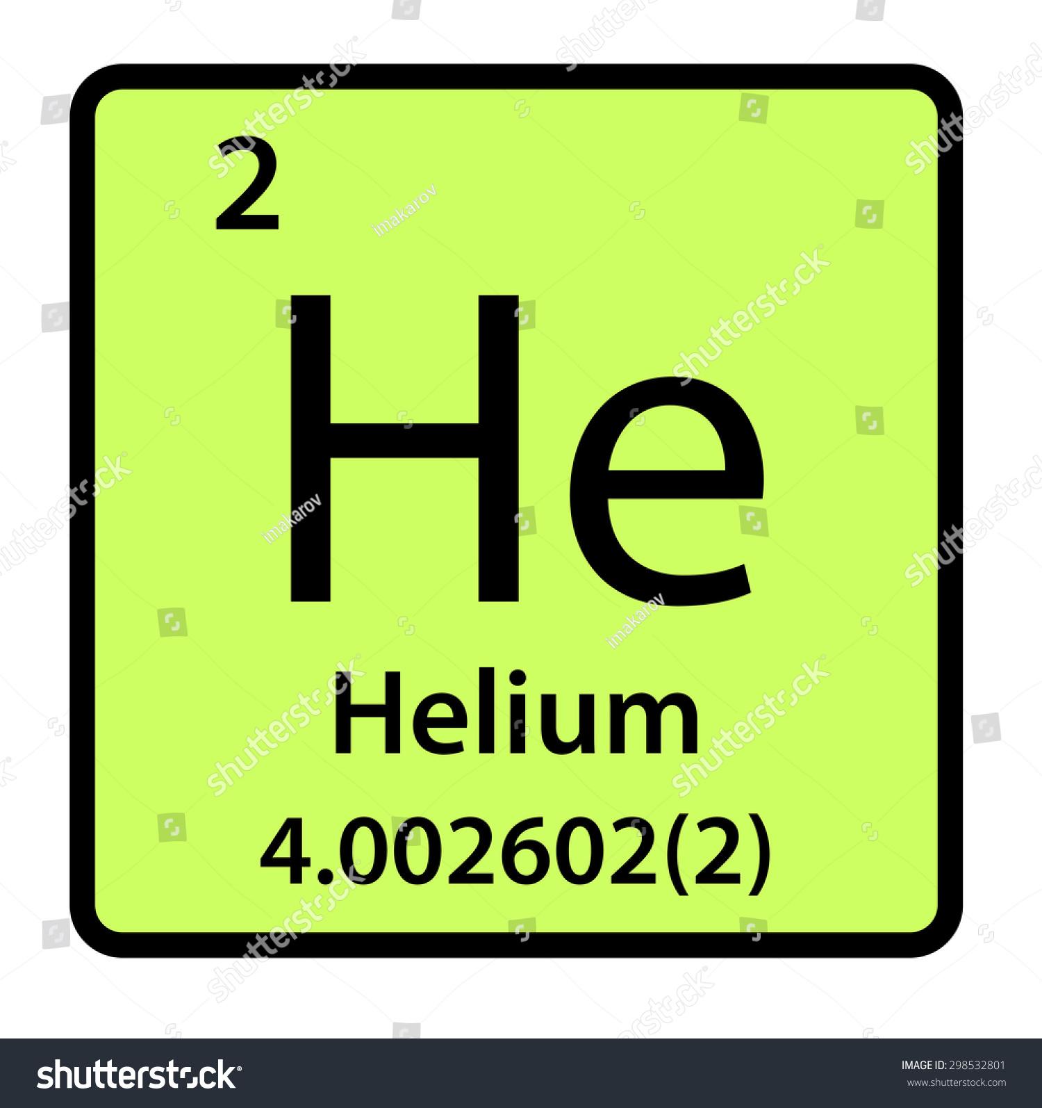 Element helium periodic table stock illustration 298532801 element helium of the periodic table gamestrikefo Gallery