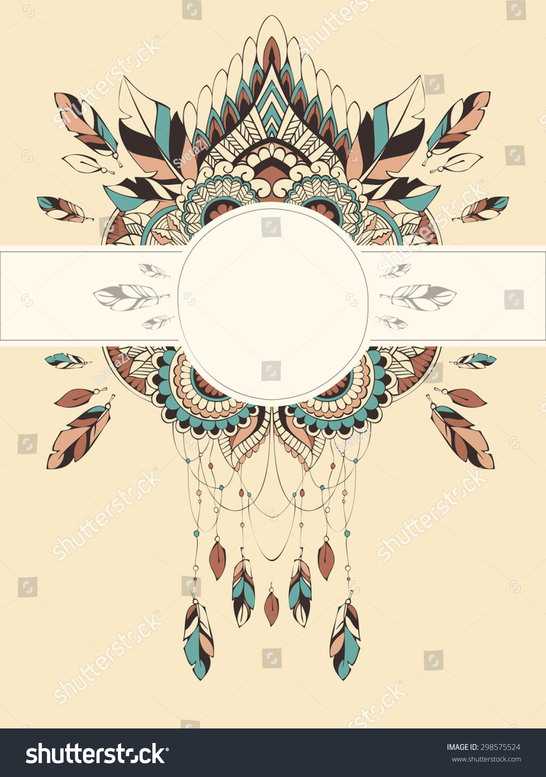 free vector green boho - photo #35