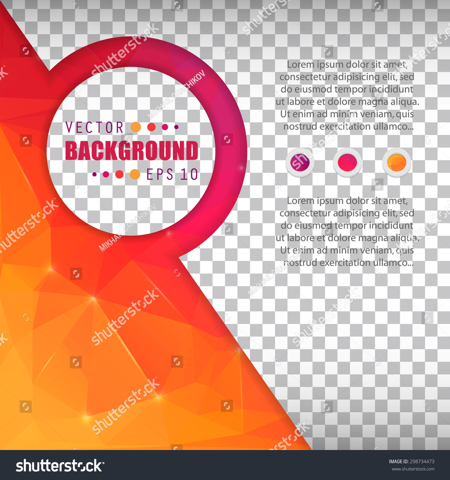 Cool Book Cover Vector : Abstract creative concept vector booklet list stock