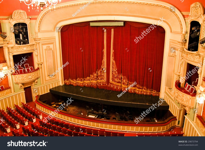 Фото девок в театре 17 фотография