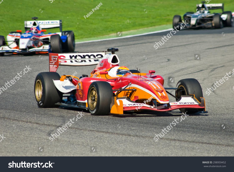 Circuito Vallelunga : Serie italiana del ferrari gt nel campionato il circuito