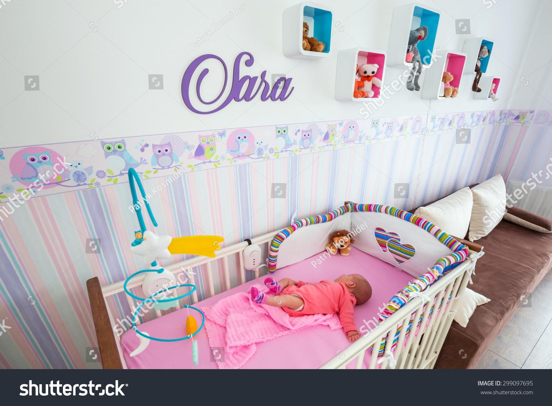 Своими руками украсить комнату новорожденного