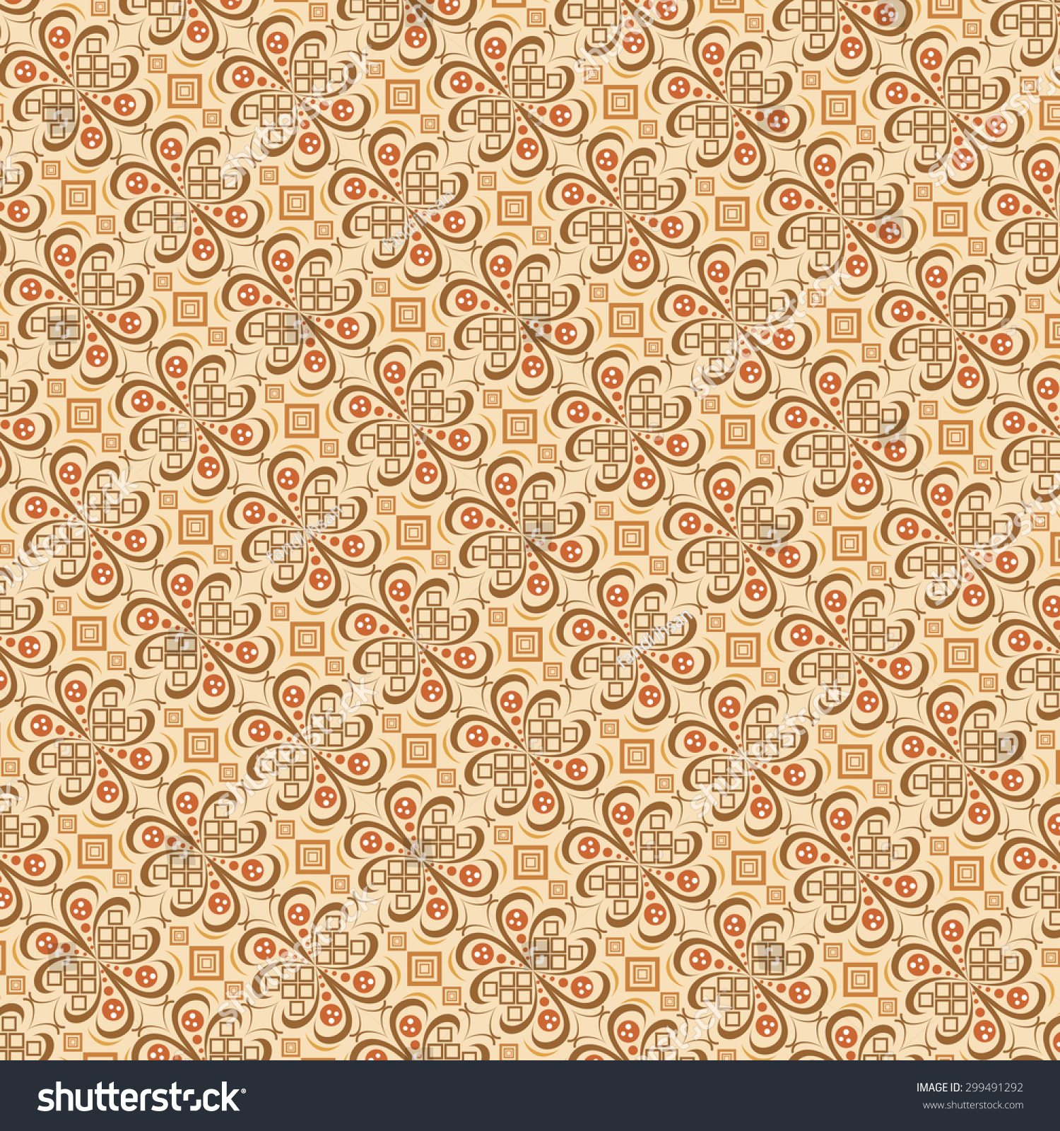 Design Batik Vintage Batik Pattern