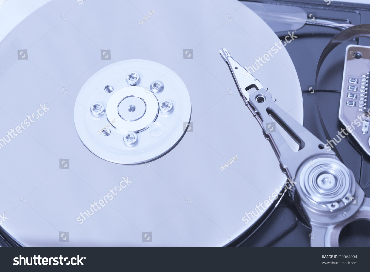 how to read hard drive from dead computer