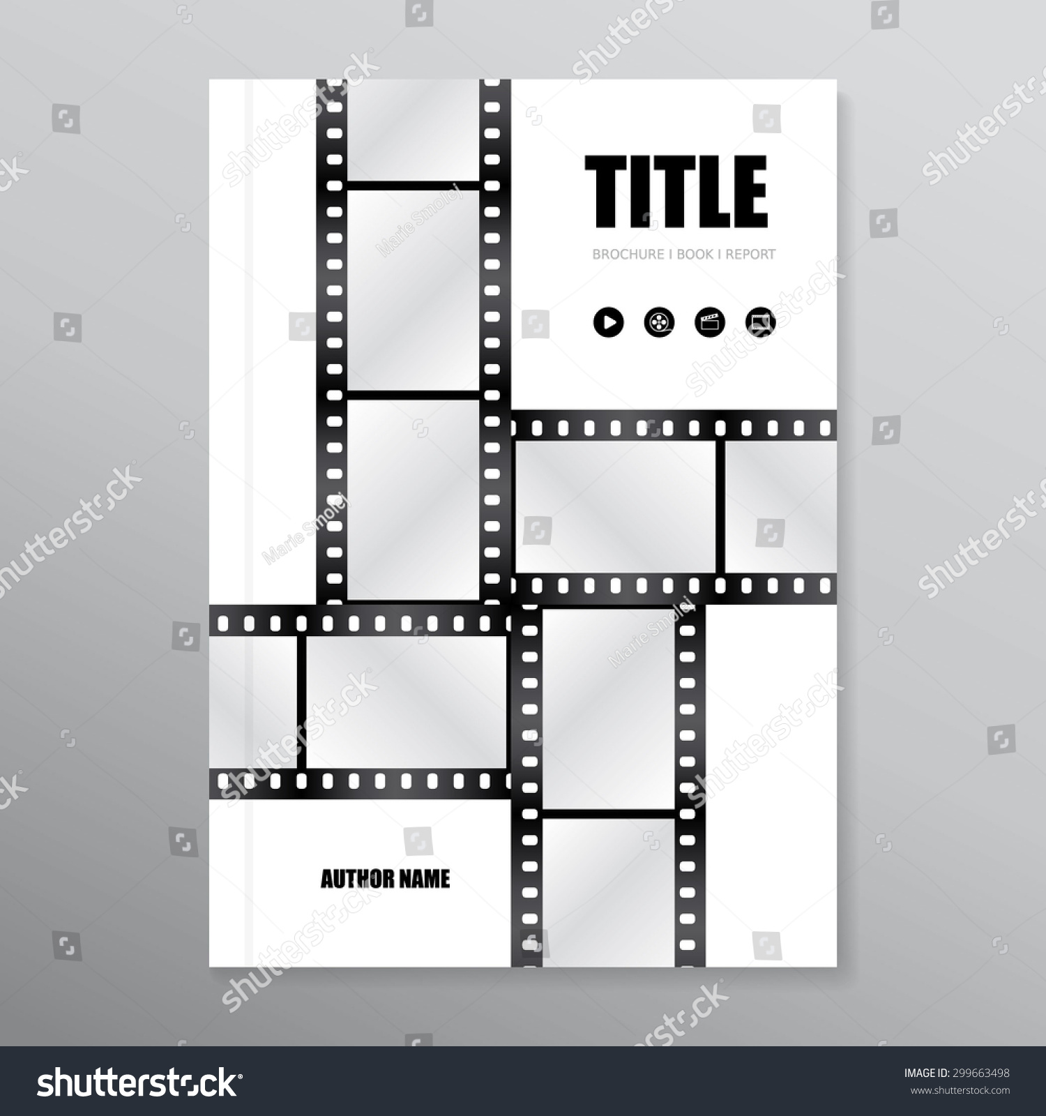 movie brochure template - download film festival brochure template gantt chart