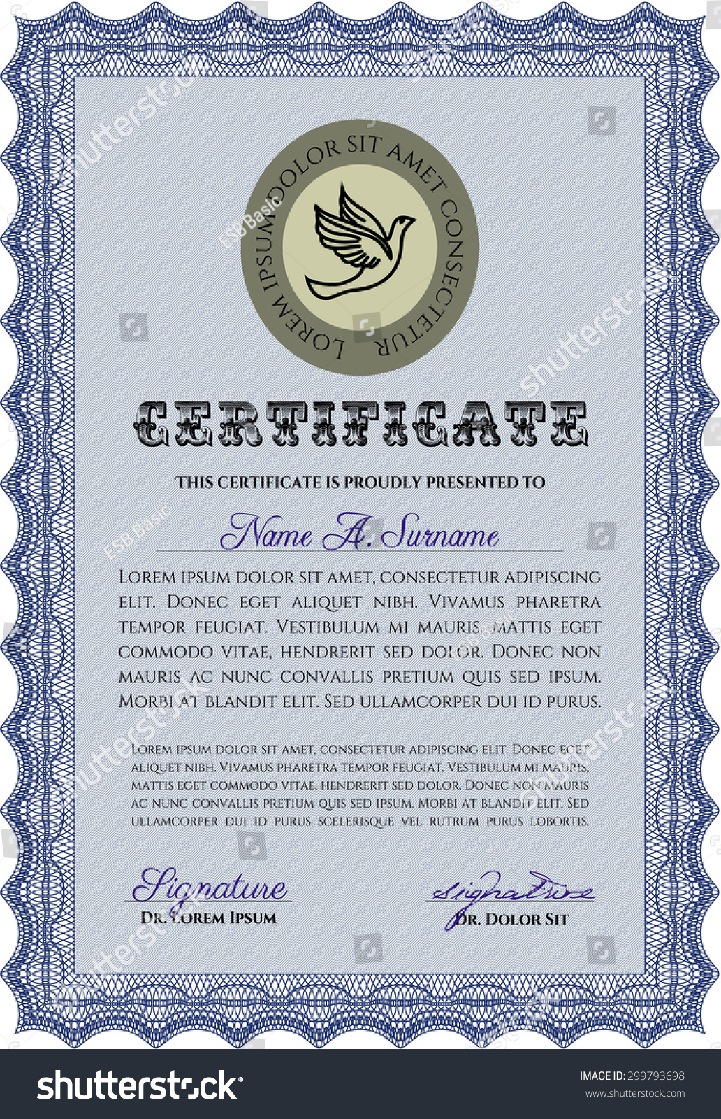 The best collection of diploma utility technician cover letter uitm diploma certificate sample image collections certificate stock vector sample certificate or diploma printer friendly money yelopaper Choice Image