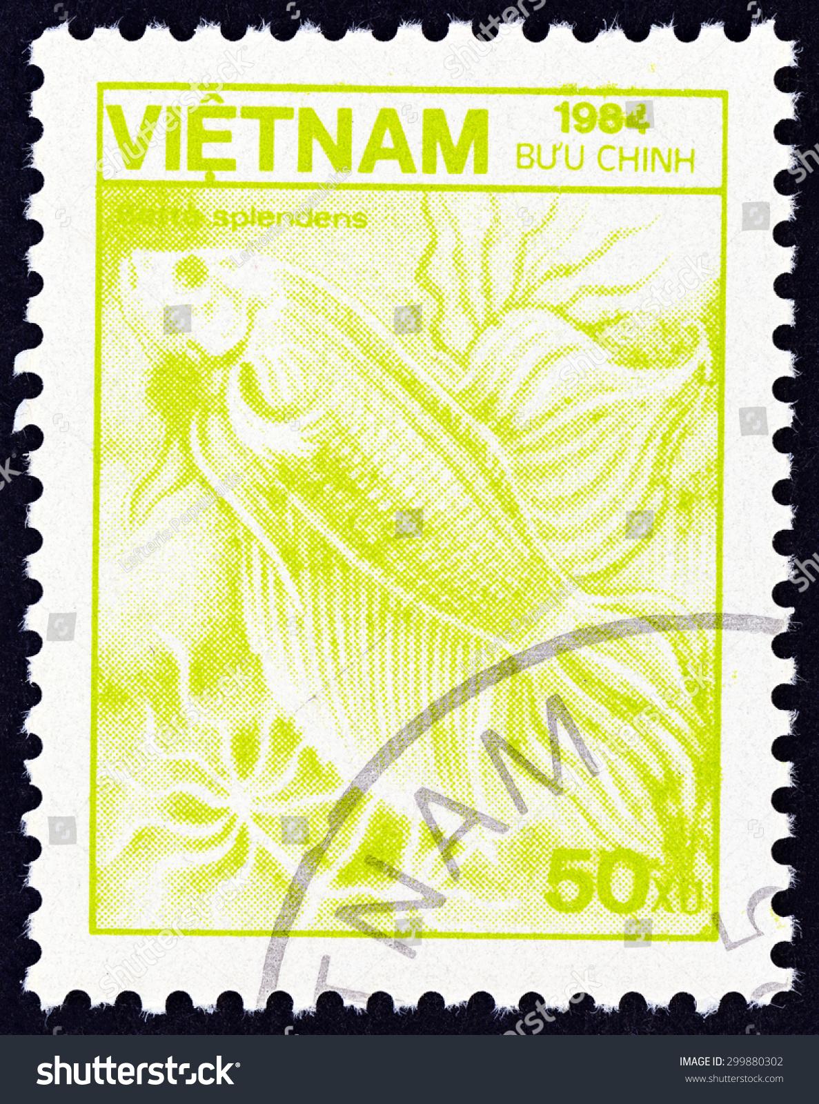 vietnam circa 1984 st printed vietnam stock photo edit now Betta Fish and Plant Ecosystem vietnam circa 1984 a st printed in vietnam from the plants and animals