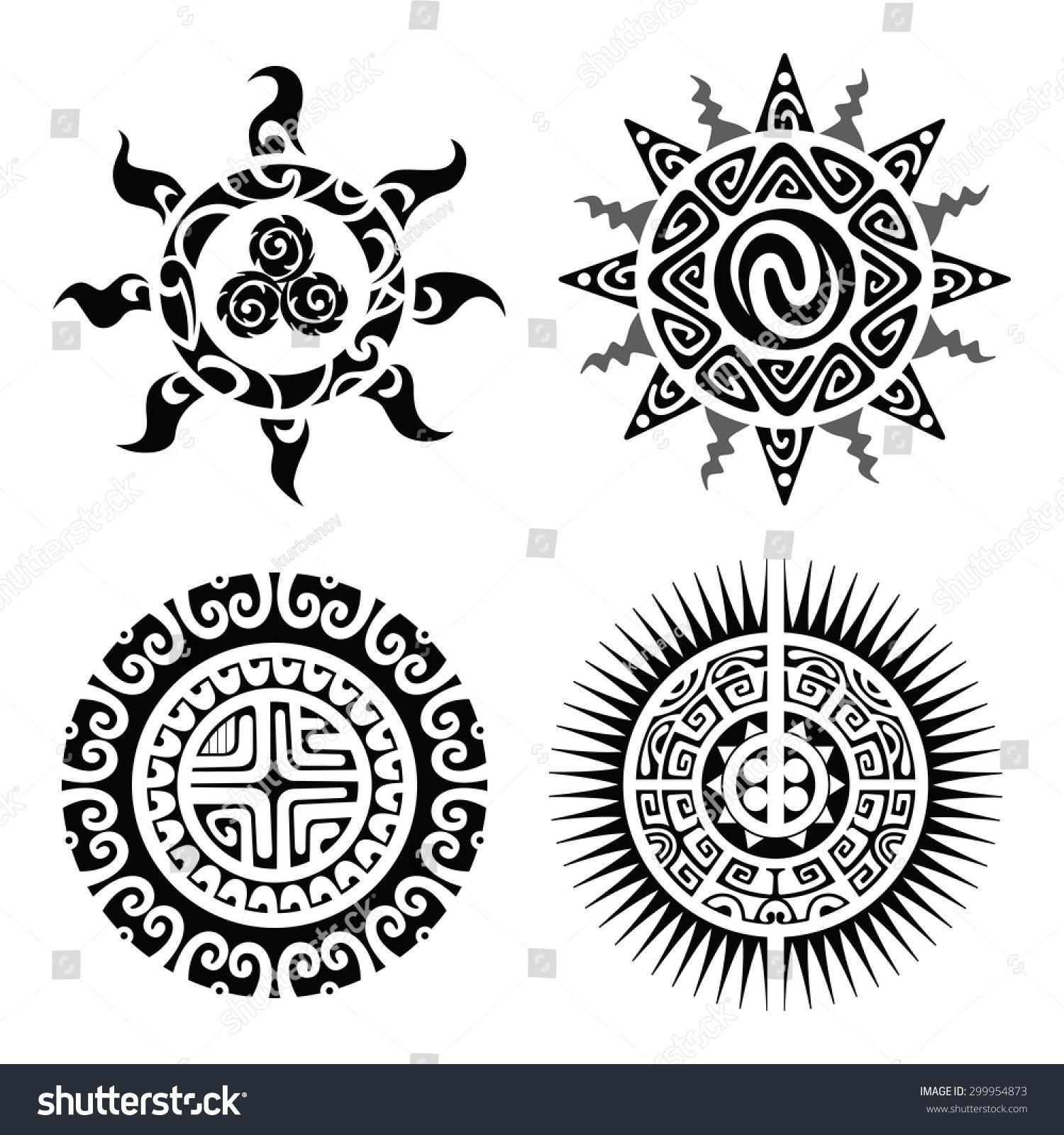 1a5ff5663 Traditional Maori Taniwha tattoo design. Editable vector illustration.