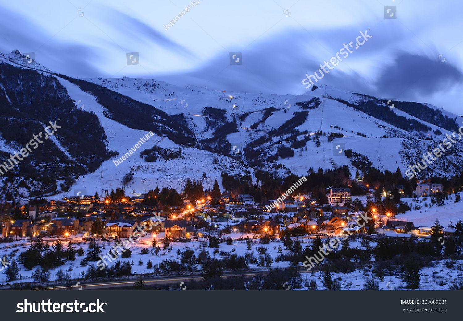 Circuito Chico Bariloche : Cathedral ski resort bariloche argentina stock photo edit now