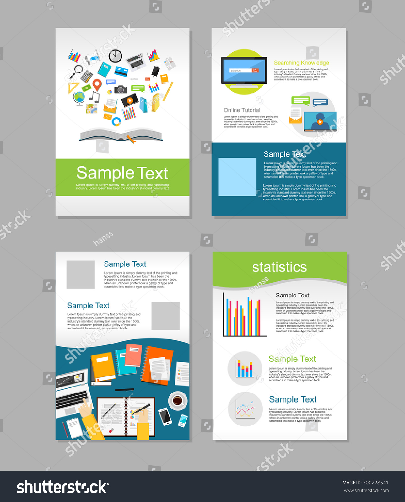 e brochure design templates - thevictorianparlor.co