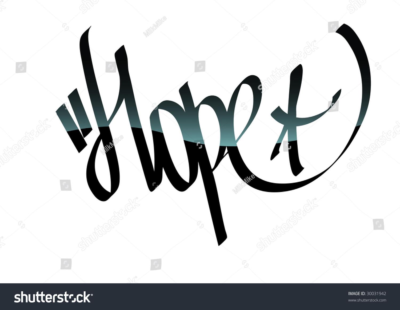 Word Hope hope gra...