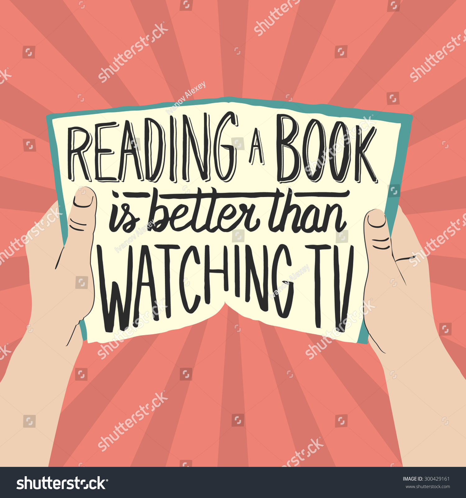 reading books is better than watching tv I have to do a speech on why tv watching is better than reading.