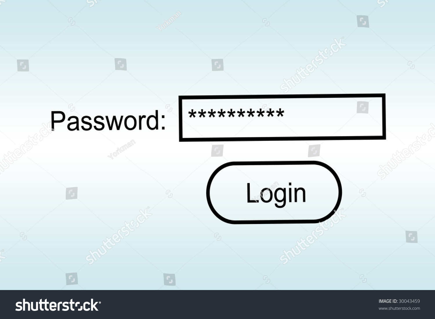 Simple internet password concept over white stock illustration simple internet password concept over white stock illustration 30043459 shutterstock ccuart Gallery