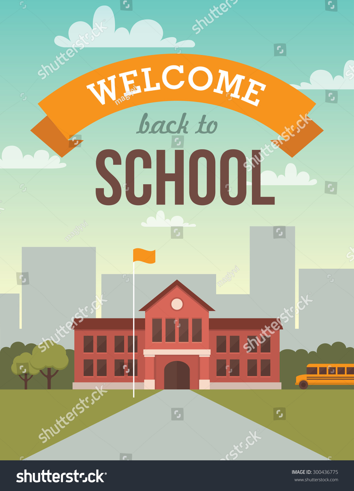 Poster design for school - School Poster Making