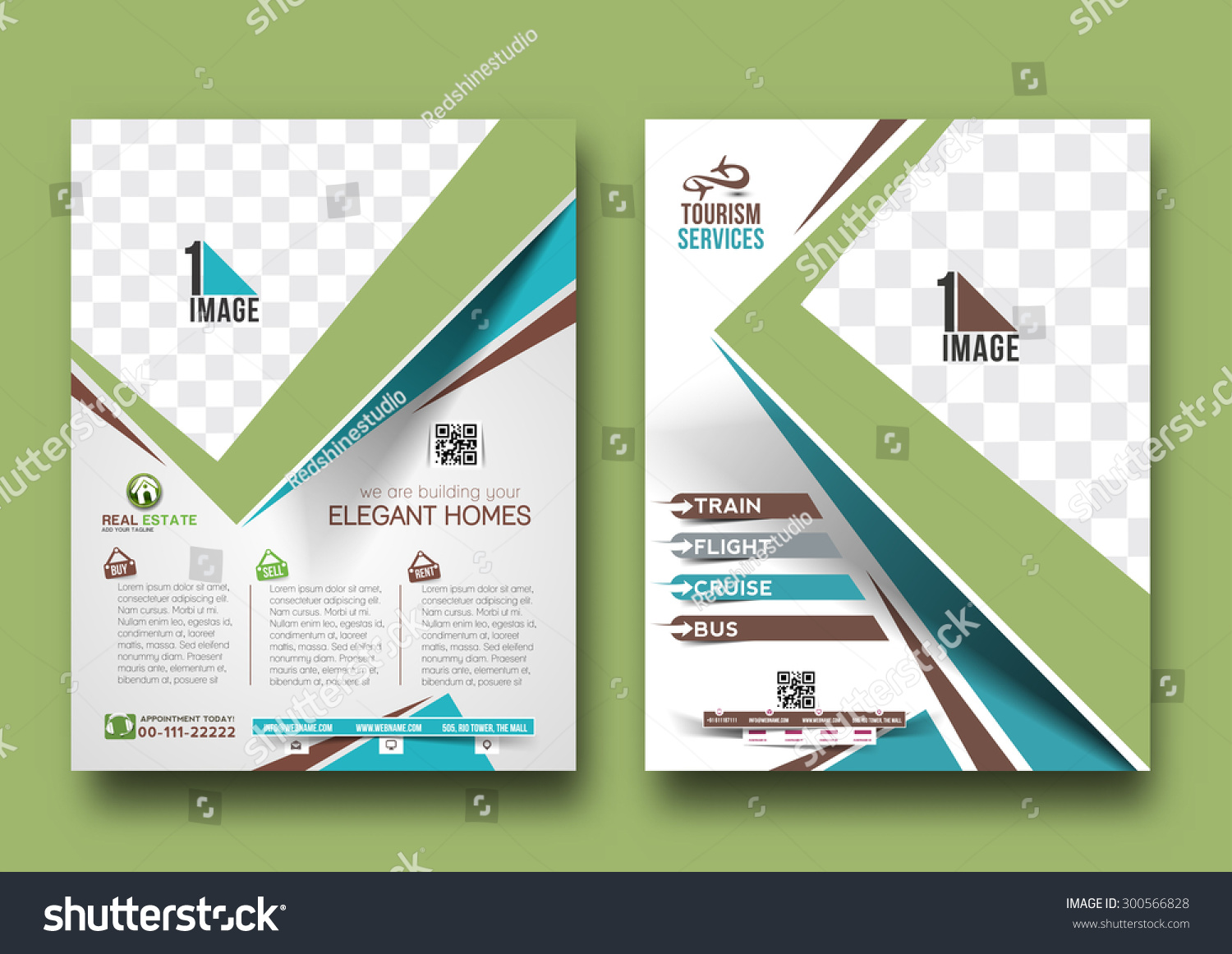 real estate agent flyer poster template stock vector  real estate agent flyer poster template