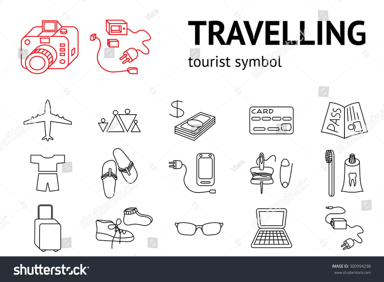 tourist signs and symbols pdf