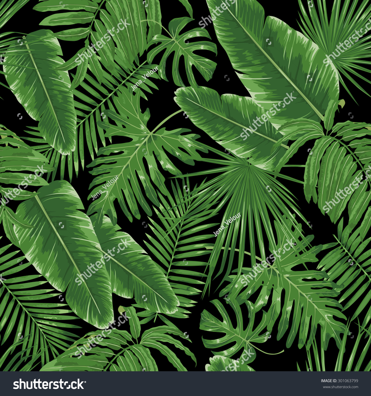 Tropical print background tumblr tropical patterns related keywords - Image Gallery Jungle Leaf Pattern