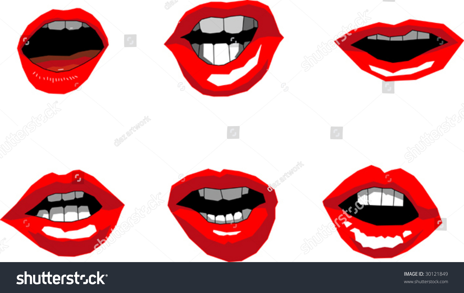Mouth Position 14
