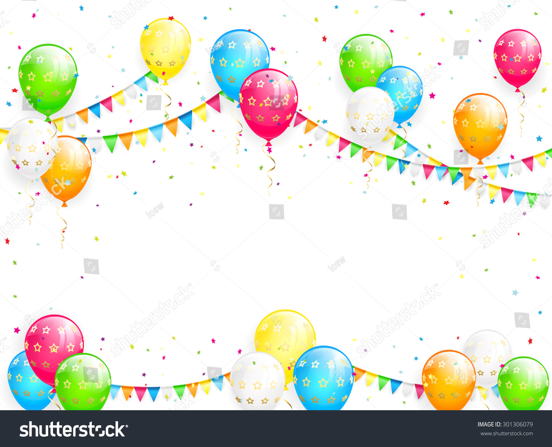 30  Birthday Balloons Vectors   Download Free Vector Art ...