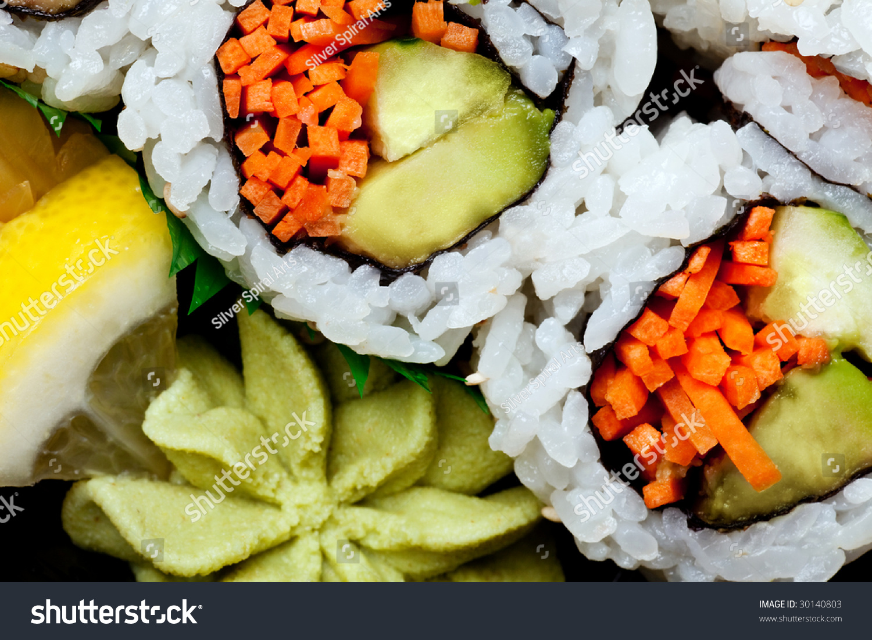 how to make sushi seaweed