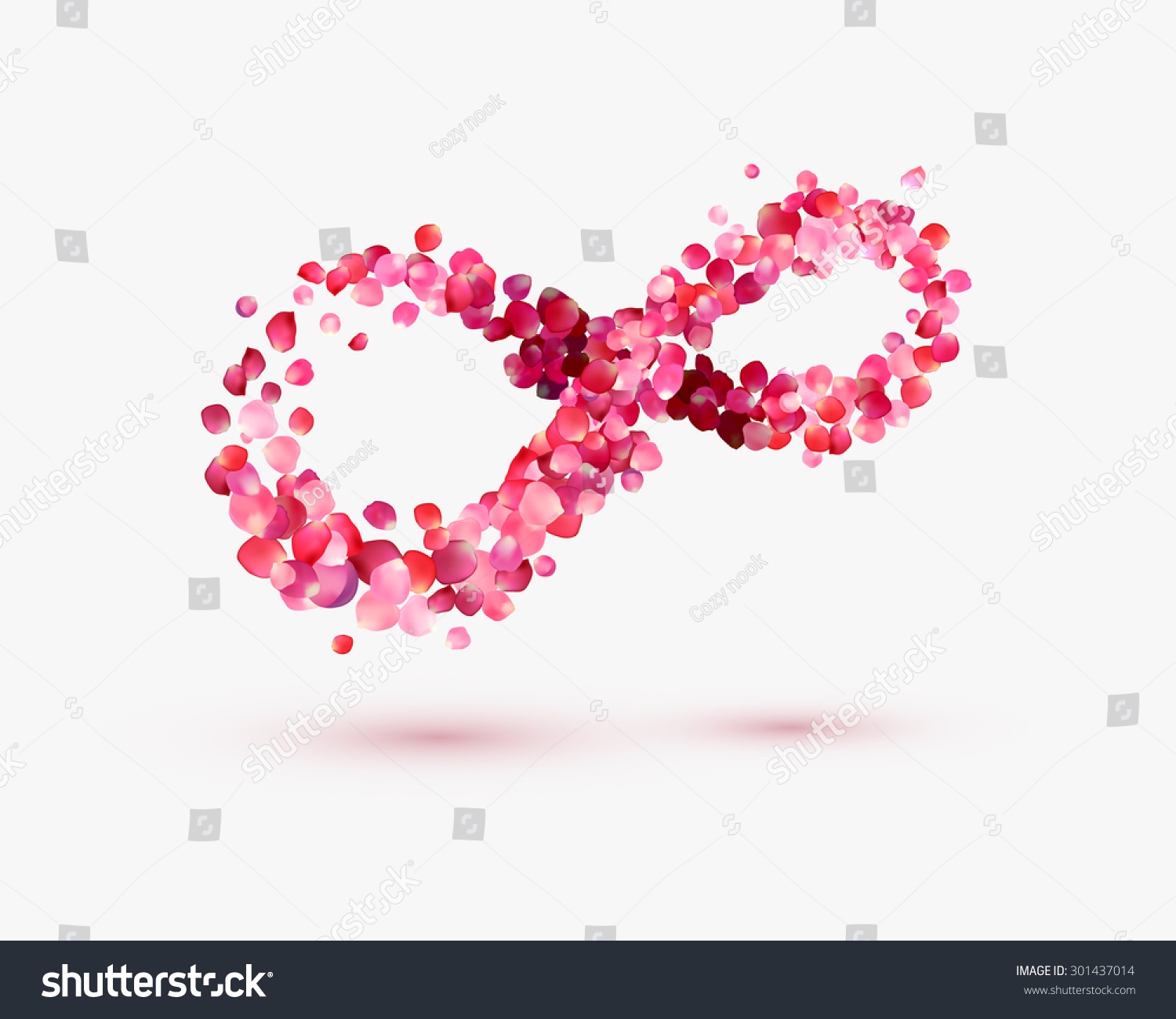 love sign zoom hover to names in with date center and symbol first personalized infinity established wall