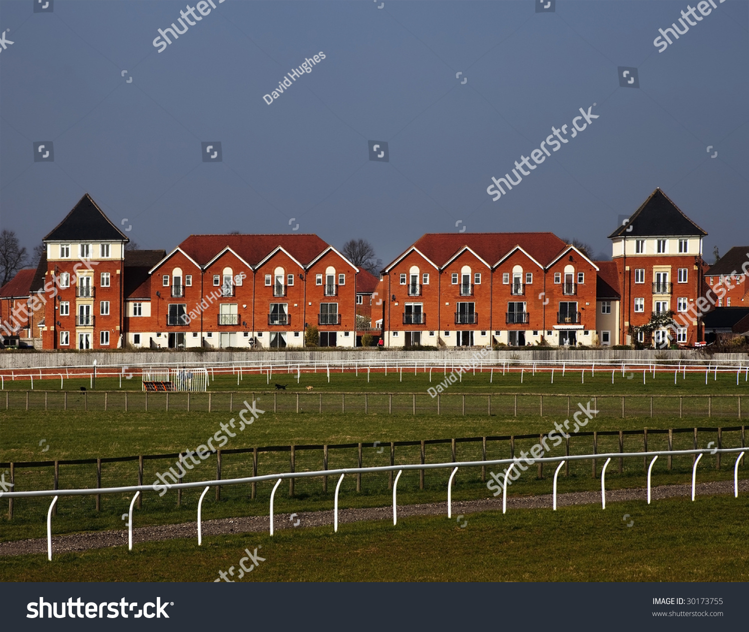Racecourse New Housing And Flats Stratford Upon Avon