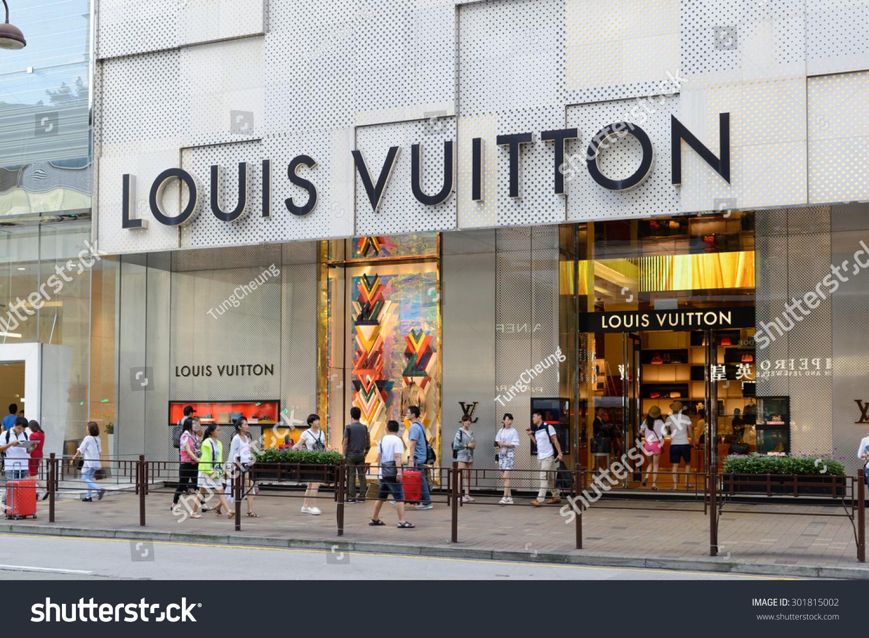52f16825a8786 HONG KONG - MAY 8   Exterior of a Louis Vuitton store in Hong Kong on