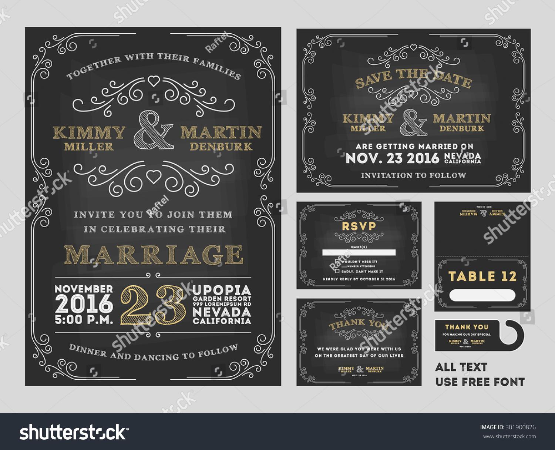 Wedding Invites Vintage for great invitation layout