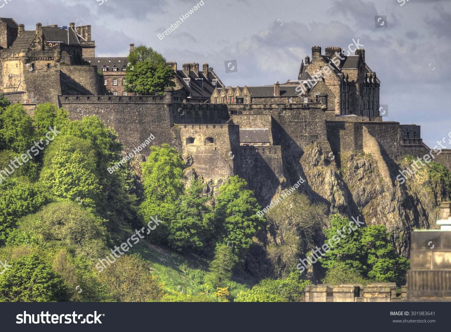 stock edinburgh castle - photo #20