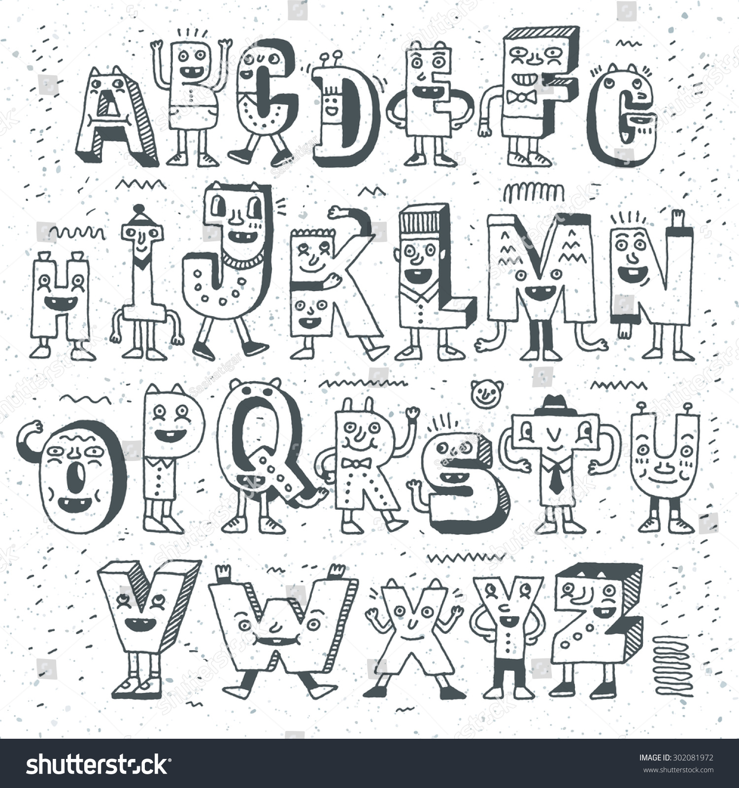 designs for letters