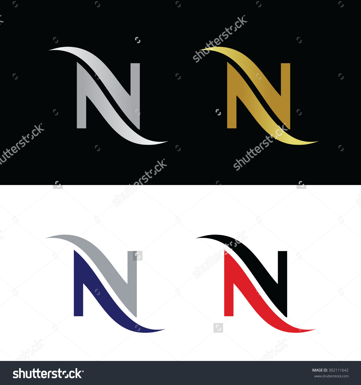 i and n logo pictures to pin on pinterest pinsdaddy