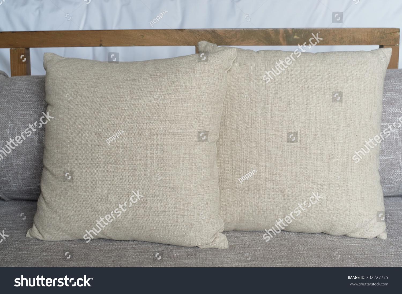 Prime Brown Cushion Pillows Cushion Seats On Stock Photo Edit Now Evergreenethics Interior Chair Design Evergreenethicsorg