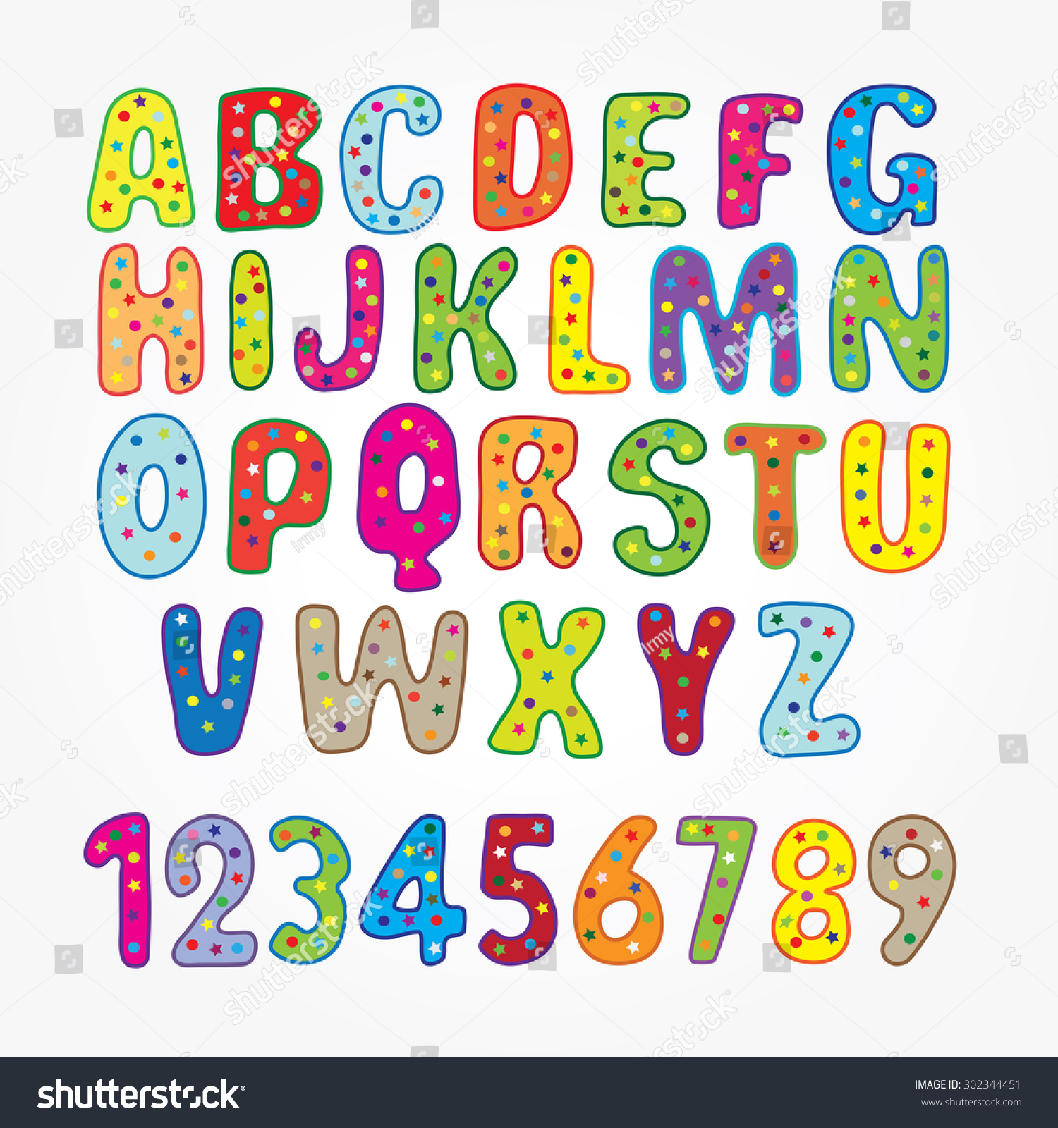 colors letters and numbers essay Fully customizable reflective color letters and numbers decals contour cut from high quality engineer grade vinyl.