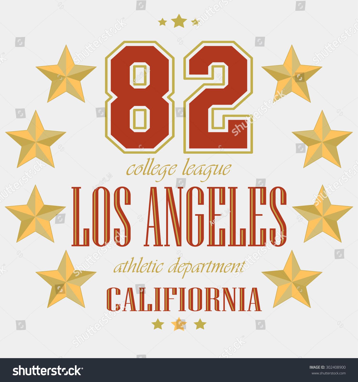 Shirt design los angeles - California College T Shirt Design Print California Typography Graphics California College Jersey Print