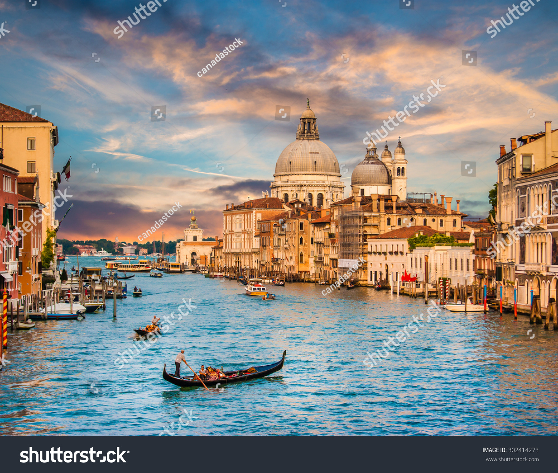 Фотообои венеция фото