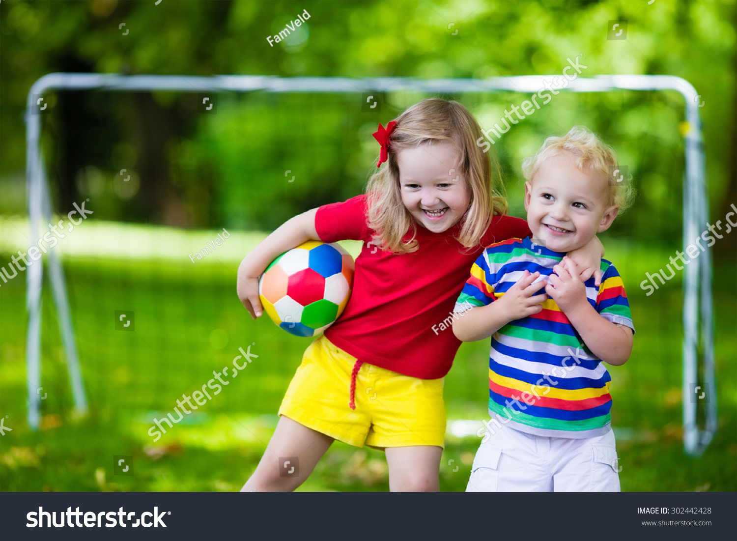 Children playing images for Childrens play yard